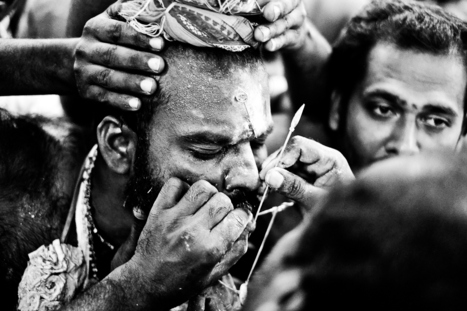 Fujifilm Xpro-1 : Thaipusam 2014 | Luc Pher | Ulster Photography | Scoop.it
