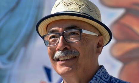 Juan Felipe Herrera to become United States' first Latino poet laureate | Human Writes | Scoop.it