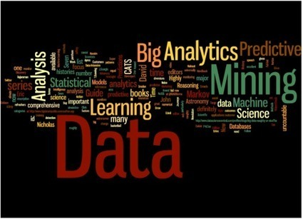 Machine Learning and Data Mining Books - A Baker's Dozen for Data Scientists | Datanalytics World | Scoop.it