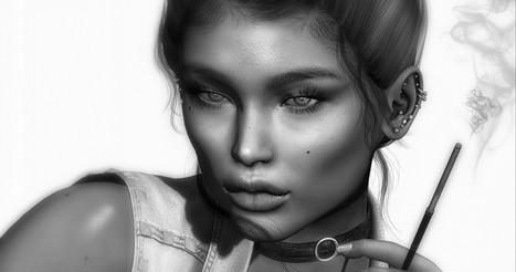 Misato… | 亗  Second Life Fashion Addict  亗 | Scoop.it
