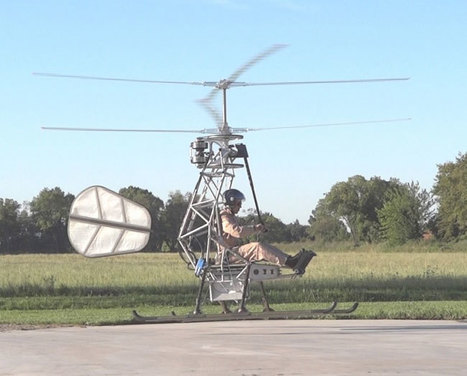 The Worlds First Electric Helicopter Takes To The Skies | Technology and Gadgets | Scoop.it