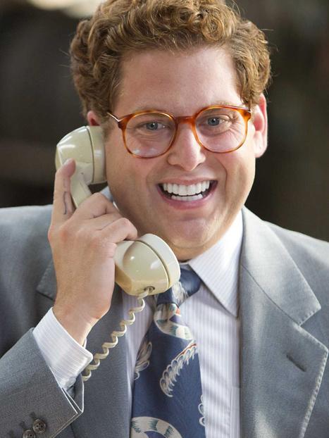 Jonah Hill payé 160 fois moins que Leonardo DiCaprio dans Le Loup de Wall Street | Paris-Confidential | Scoop.it