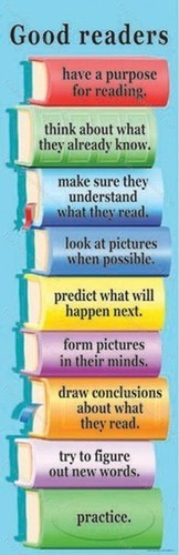 Reading Strategies | CGS Literacy, Learning and ICT | Scoop.it