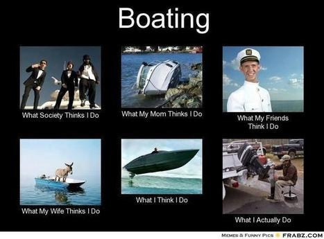 Boating | What I really do | Scoop.it