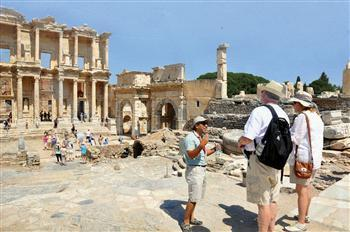 ARCHAEOLOGY - Ephesus ancient city meets sea again | Ancient Ottomans | Scoop.it