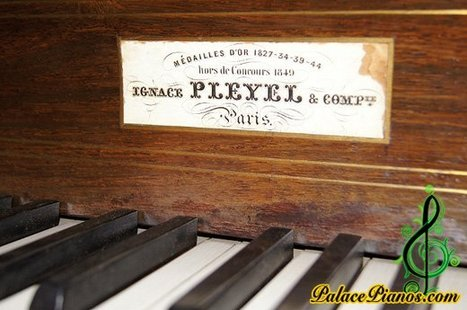 Storied French Piano Manufacturer to Close | Culture and Fun - Art | Scoop.it