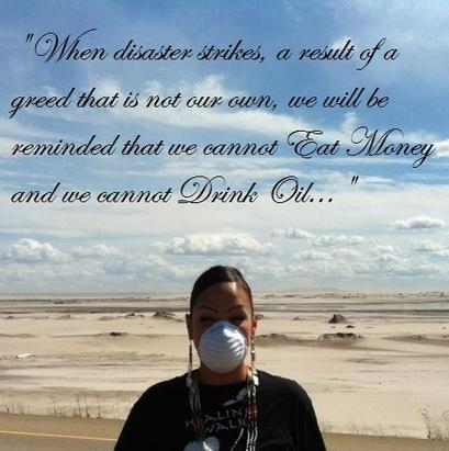 Profile of a courageous campaigner - meet Crystal Lameman #idlenomore no #tarsands #keystone   IDLE NO MORE WISCONSIN   Scoop.it
