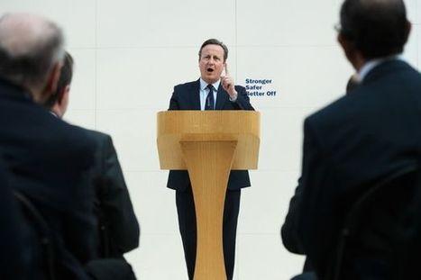 'Brexit' could trigger World War Three, warns David Cameron | Finance, Economics and Management | Scoop.it