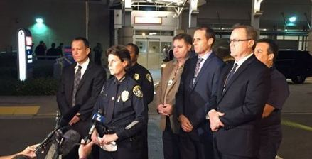 VIDEO: 1 officer fatally shot, another wounded, SDPD chief says | Criminology and Economic Theory | Scoop.it