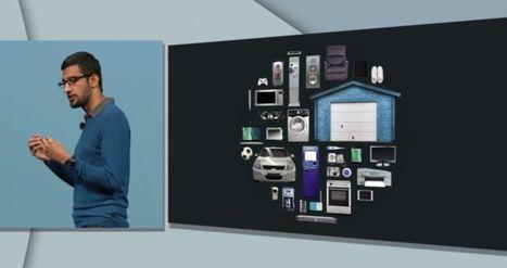 Brillo de Google, dédié au pilotage de tous les objets connectés de la maison - Hi & You | Maison connectée et Domotique | Scoop.it