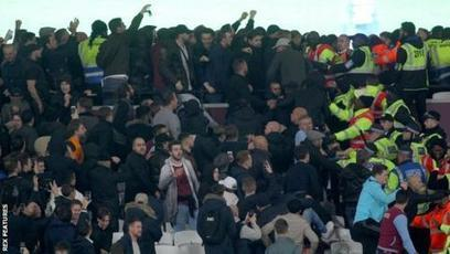 West Ham: MP says club should play behind closed doors if violence is repeated | In the net. Football | Scoop.it