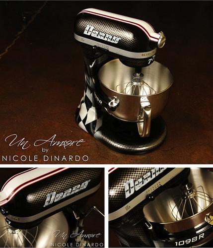 Ducati 1098 Kitchenaid Mixer | Ductalk Ducati News | Scoop.it