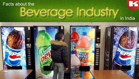 Facts About The Beverage Industry In India   Manufacturers Directory in India   Scoop.it