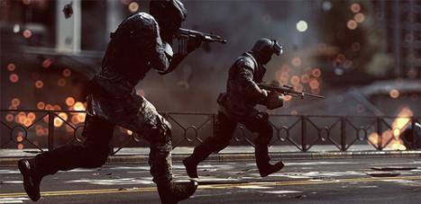 Jednotlivé časy spuštění betatestu Battlefieldu 4 | Battlefield 4 novinky | Scoop.it