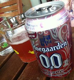 Hoegaarden Rosée 0.0% | Bières belges | Scoop.it
