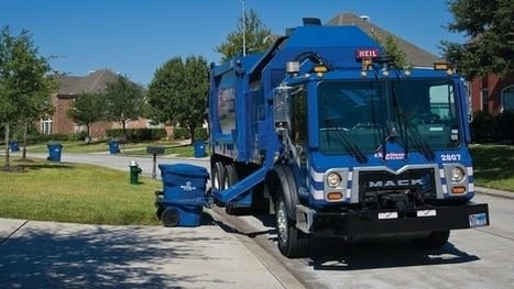 Republic Services continues march toward automation -Solid Waste - Waste & Recycling News | leapmind | Scoop.it