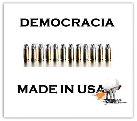 DEMOCRACIA MADE in USA | La R-Evolución de ARMAK | Scoop.it