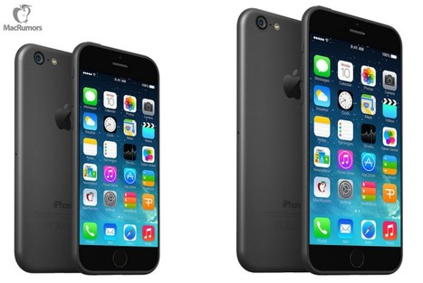 iPhone 6 Case Compared to iPhone 5s, Nexus 5 and Galaxy Note 3 in New Video - Mac Rumors | Phone Case Covers | Scoop.it