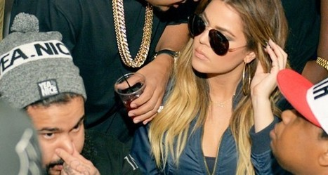 Khloé Kardashian: telephone conversation with Lamar | Latest News | Scoop.it