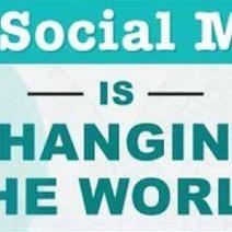 De invloed van Social Media [infographic] | Sociale media | Scoop.it