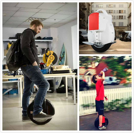 Probe Into The Change In The Mode Of Ride Of Intelligent Electric Bike Manufacturer Airwheel | Press Release | Scoop.it
