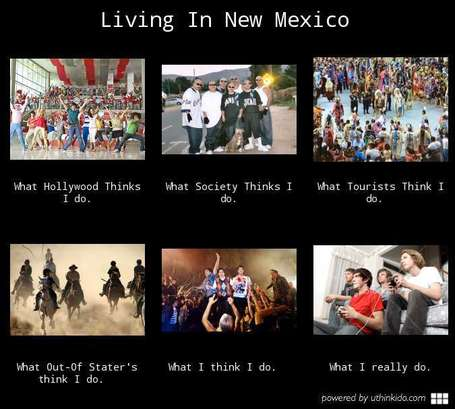 Living in New Mexico | What I really do | Scoop.it