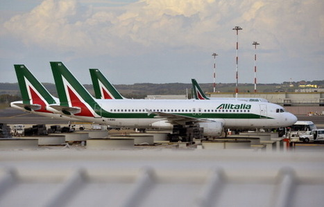 Alitalia To Present Final Proposal To Etihad On Thursday - Gulf Business | Aviation Matters | Scoop.it