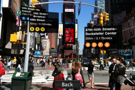 Geolocation – A World to Discover | multiple-media.com Barometer | Geomobile | Scoop.it