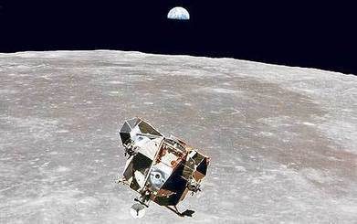 No one owns the moon says scientist - Telegraph | txwikinger-law | Scoop.it