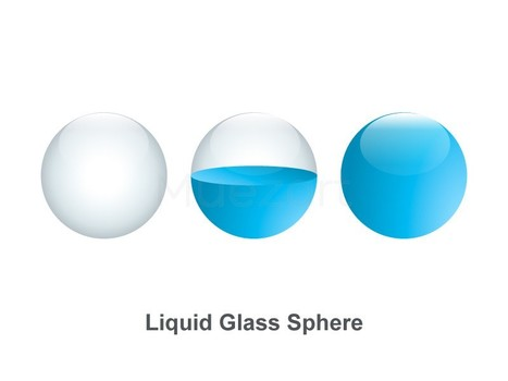Liquid Glass Sphere - Keynote Presentation Tools   hugo   Scoop.it