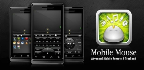 Mobile Mouse Lite - Android Apps on Google Play | Android Apps | Scoop.it