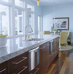 Granite Countertop Ideas | Marble Kitchen Countertop Designs in Alpharetta | Scoop.it