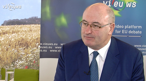 Hogan calls for greater cooperation with European Investment Bank to deal with current farm crisis | EU Agriculture | Scoop.it