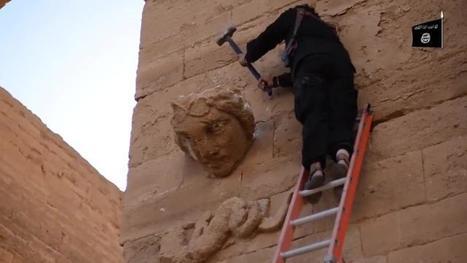 monteverdelegge: L'ISIS attacca Viterbo: distrutti per sempre gli affreschi quattrocenteschi di via San Leonardo   Attualità e varie   Scoop.it