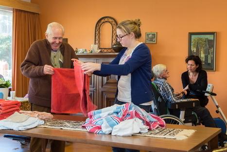 St. Zorggroep Nw-Veluwe - De dialoog is essentieel bij kwetsbare ouderen in hun laatste levensjaren. | Dialoog | Scoop.it