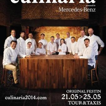 Culinaria: les chefs belges vous convient à leur banquet - Le Soir | Bruxelles | Scoop.it