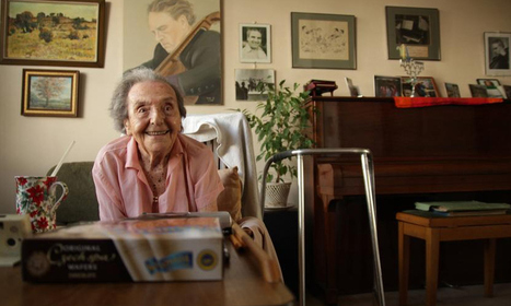 Oldest Known Holocaust Survivor Dies At 110 | Global Politics | Scoop.it