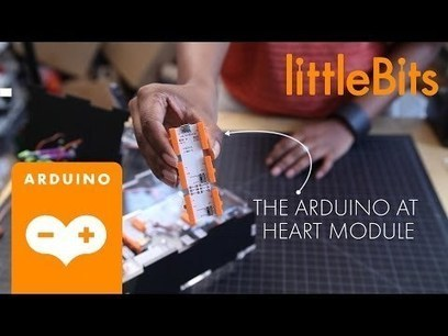 LittleBits' Arduino Starter Bundle Connects Electronics to the World | Raspberry Pi | Scoop.it