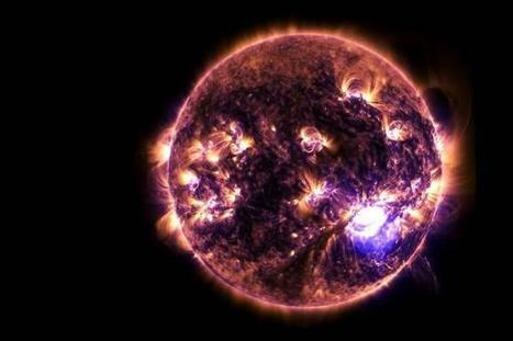 La impactante imagen del Sol tomada por la NASA - Vanguardia Liberal | historian: science and earth | Scoop.it