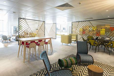 Le nouveau siège de Danone fait fi des bureaux [Diaporama] | Sélections de Rondement Carré sur                                                           la créativité,  l'innovation,                    l'accompagnement  du projet et du changement | Scoop.it