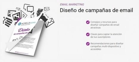 Consejos para mejorar el diseño de las campañas de email | Bits on | Scoop.it