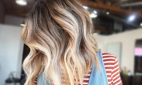 Op naar de kapper: dit zijn de mooiste haarkleuren voor de zomer | Kapsels voor vrouwen | Scoop.it