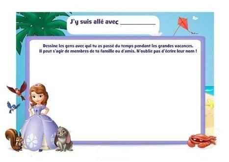 Dessine et parle de tes vacances (Enfants/Débutants A-1)   Frenchbook : le meilleur   Scoop.it
