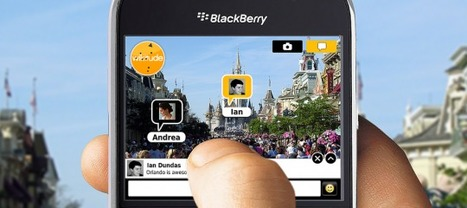 """Augmented reality coming to BlackBerry phones with Wikitude 