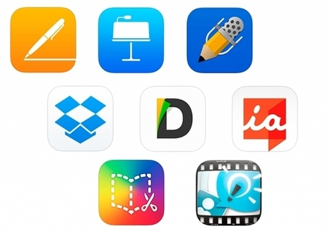 Kit de Apps para profesores creadores | Educacion, ecologia y TIC | Scoop.it