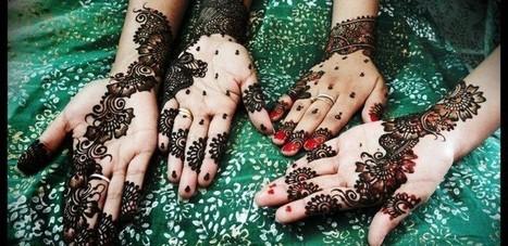 Top Tips For Choosing The Right Henna Design   Step-en.com   Hennacity   Scoop.it