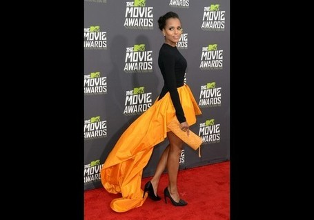 From Emma Watson To Kim Kardashian: The Winners And Clothes At The 2013 ... - Forbes | I don't do fashion, I am fashion | Scoop.it