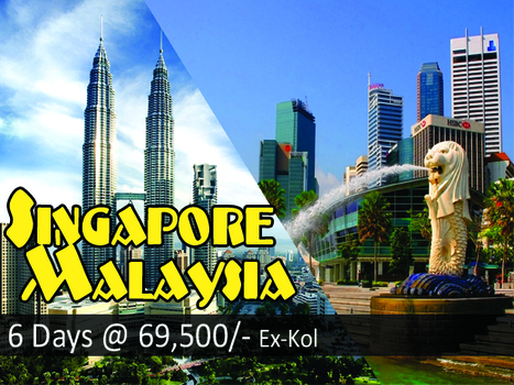 Singapore & Malaysia Tour Package | Zenith Holidays | Scoop.it