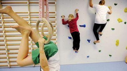 Onko lasten kömpelyys ylisuojelevien vanhempien vika? | Liikunta koulussa | Scoop.it