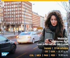 Tweet from @SAPLatinAmerica -Cómo solventar el desafío de tránsito, mejorar la calidad de vida urbana con #IoT. Regístrate al #webinar: http://spr.ly/601586PTP | Facultad de Ciencias Económicas y Empresariales - UM | Scoop.it
